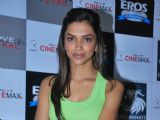 "Deepika Padukone Promote ""Love Aaj Kal"" at PVR"
