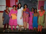 Miss India Pooja Chopra meets Sex workers in Mumbai