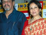 Sharmila Tagore and Amol Palekar launched the website of Big Pictures film ''Samaantar'' in Kolkata