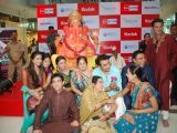 Basera Team Celebrate Ganesh Festival at Oberoi Mall, in Mumbai