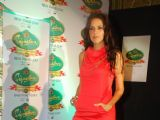 Neha Dhupia launches Signature T20 Club Golf 2009
