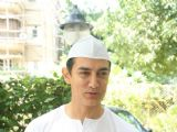 Aamir Khan and Imran Khan celebrate Eid Festival