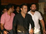 "Salman Khan at the launch of ""Being Human"" Gold Coins in New Delhi"