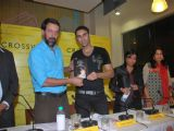 "Rajat Kapur and Sandip Soparkar at Book Launch on ""Child Adoption"""