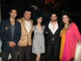 """Acid Factory Team on the Sets of Entertainmet Ke Liye Kuch Bhi Karega"""