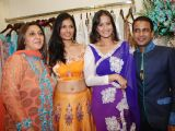 Designer Asif Merchant and Sajeeda Virji showcase bridal collection