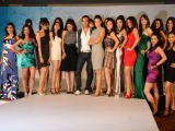 Neha Dhupia and Tanushree shortlist Femina Miss India Finalists at Novotel, Juhu