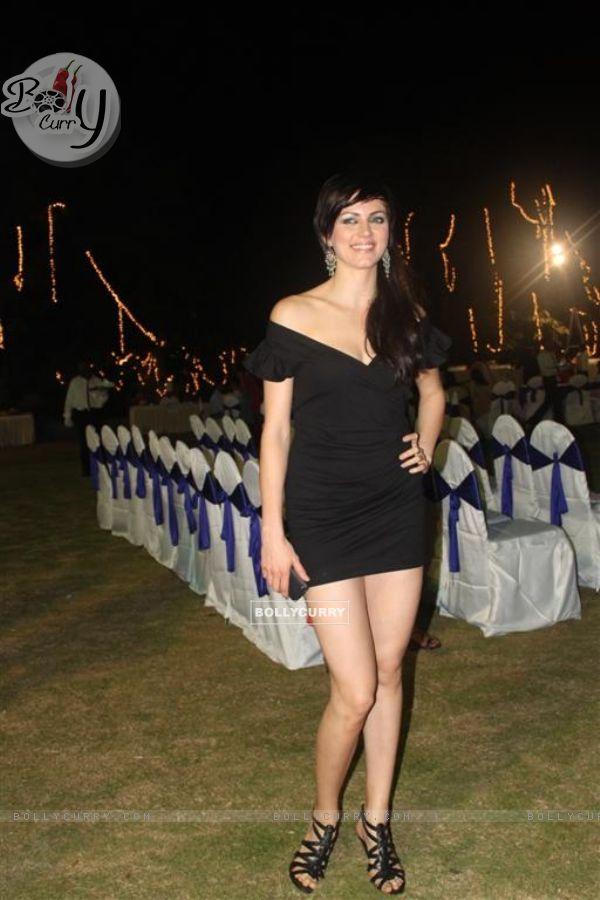 Yana Gupta at Child Reach NGO Event
