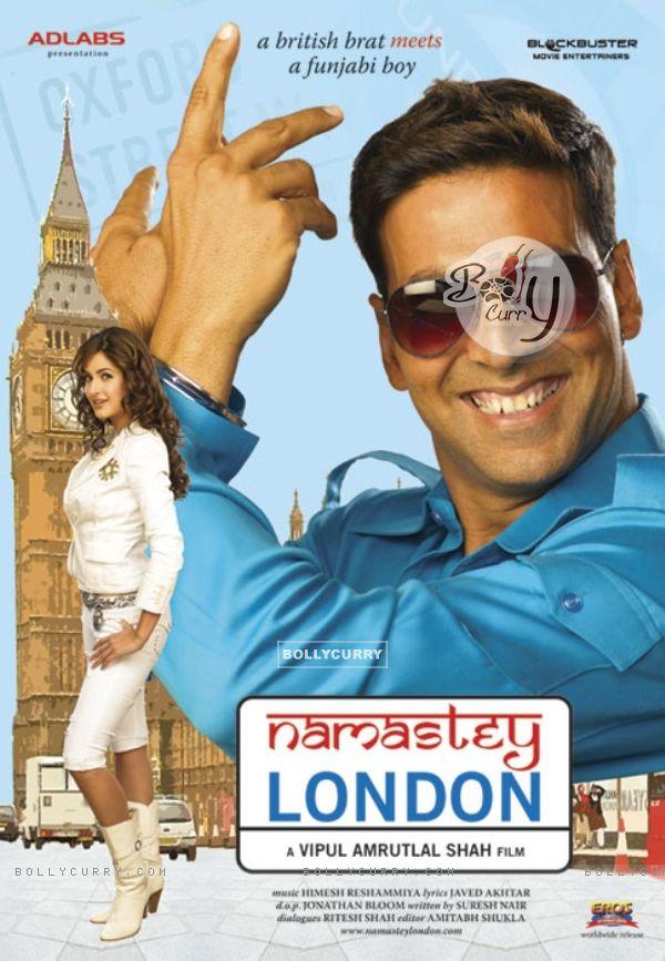 Poster of Namastey London (11040)