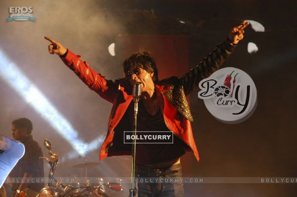 Shahrukh, a rock star