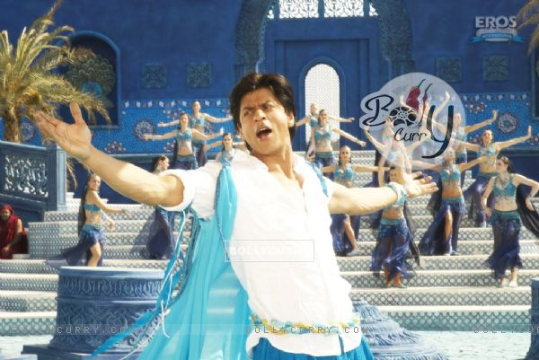 Shahrukh looking marvellous