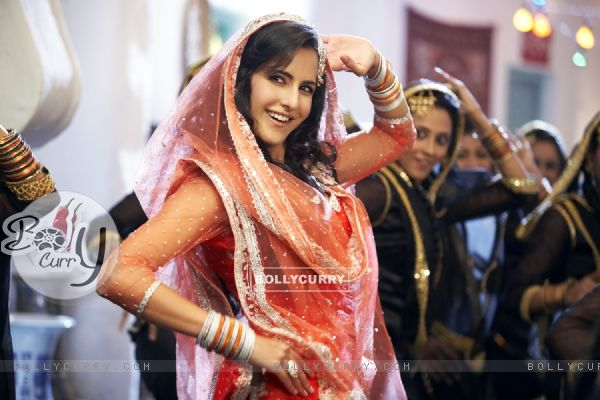 Katrina in the movie Tees Maar Khan (112393)