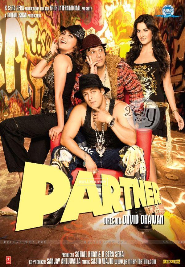 Poster of Partner movie (11405)