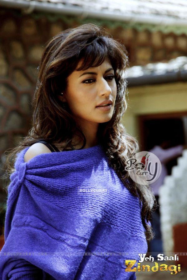 Chitrangda Singh in the movie Yeh Saali Zindagi