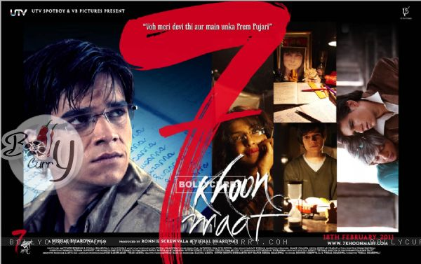 Khoon Maaf Full Movie Watch Online Free