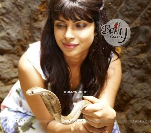 Priyanka Chopra in the movie 7 Khoon Maaf