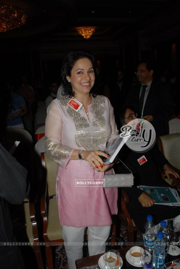 Anjali Tendulkar At Coca Cola And NDTV Support My School Event