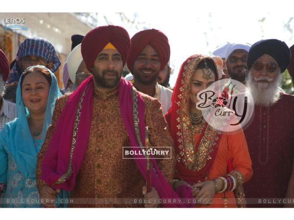 Salman and Preity going for their wedding (11935)
