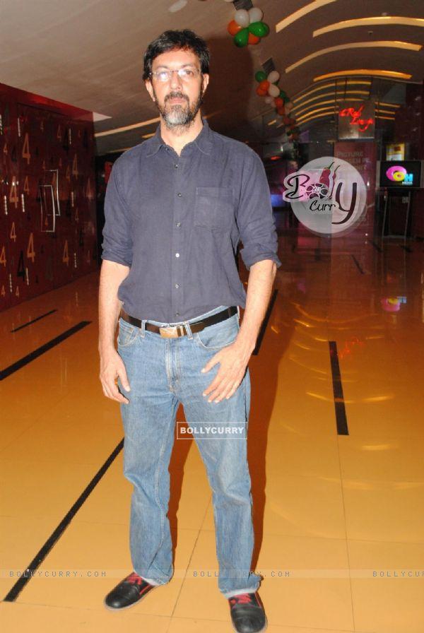 Rajat Kapoor at Premiere of 'Utt Pataang' movie