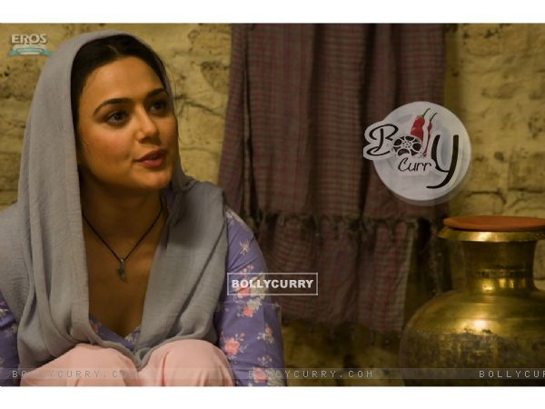 Preity Zinta  looking sweet and simple (11975)