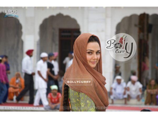 A still image of Preity Zinta (11977)