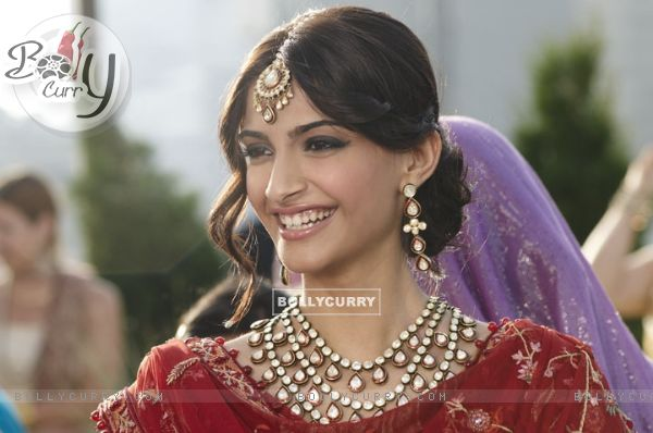 Sonam Kapoor in the movie Thank You