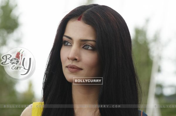 Celina Jaitley in the movie Thank You