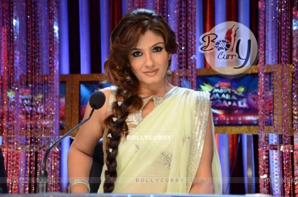 Raveena Tandon on Amul Comedy Ka Maha Muqabala