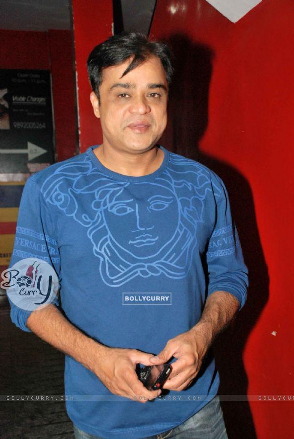 Celeb at screening of movie 'Chalo Dilli' (132353)