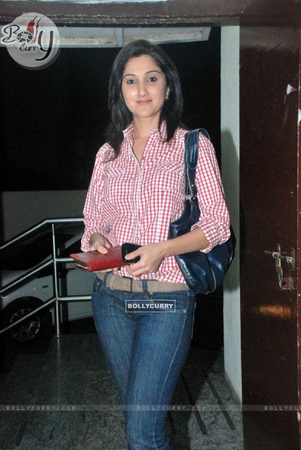 Celeb at screening of movie 'Chalo Dilli' (132354)