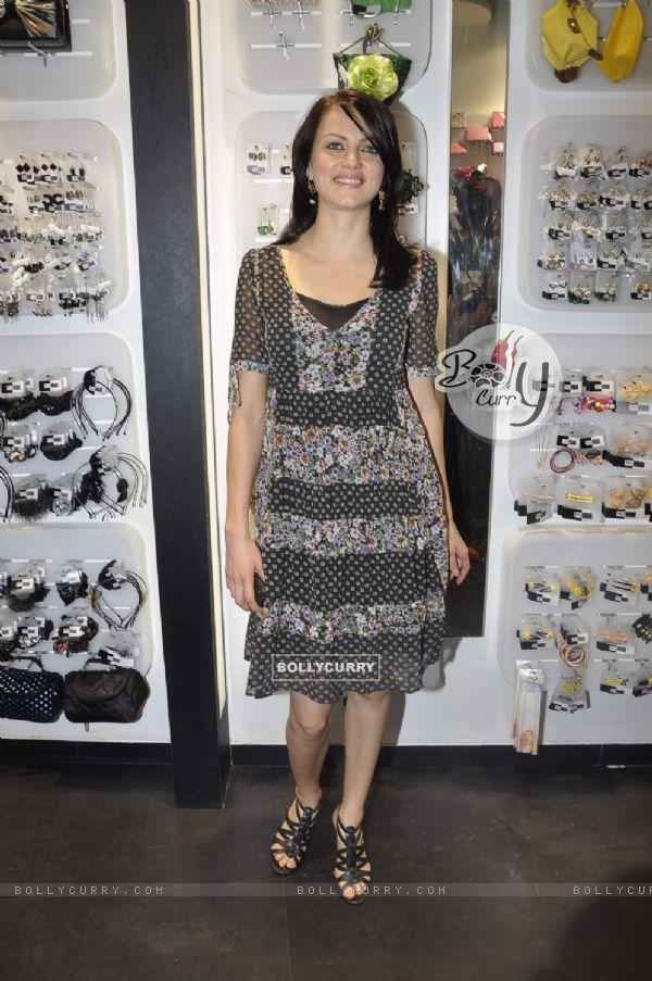 Yana Gupta at NY Citi store at Andheri