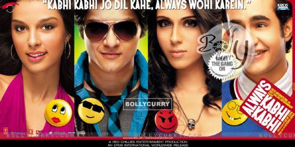 Poster of movie Always Kabhi Kabhi (134017)