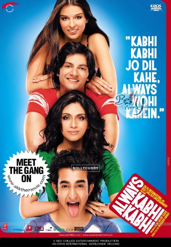 Poster of movie Always Kabhi Kabhi (134018)