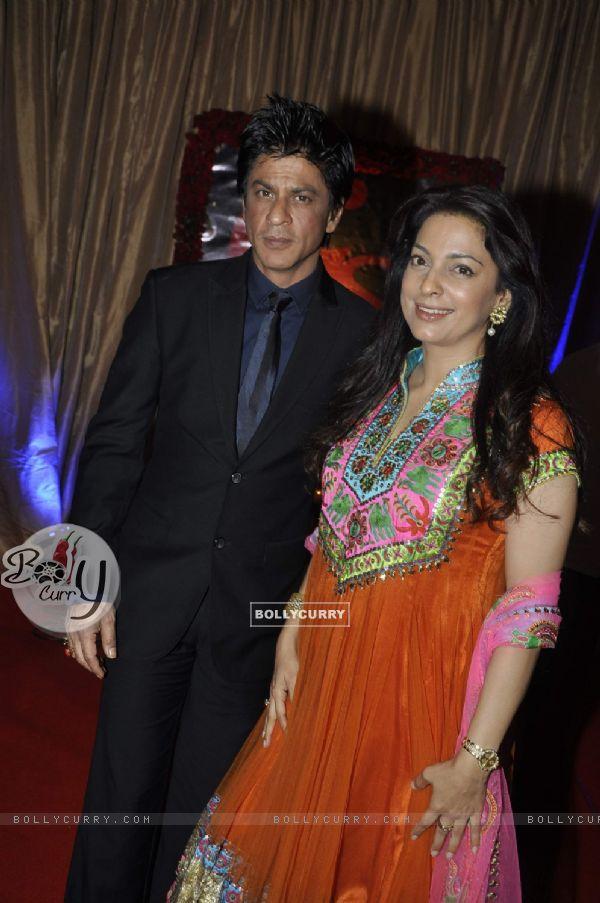 Juhi Chawla Wedding Images