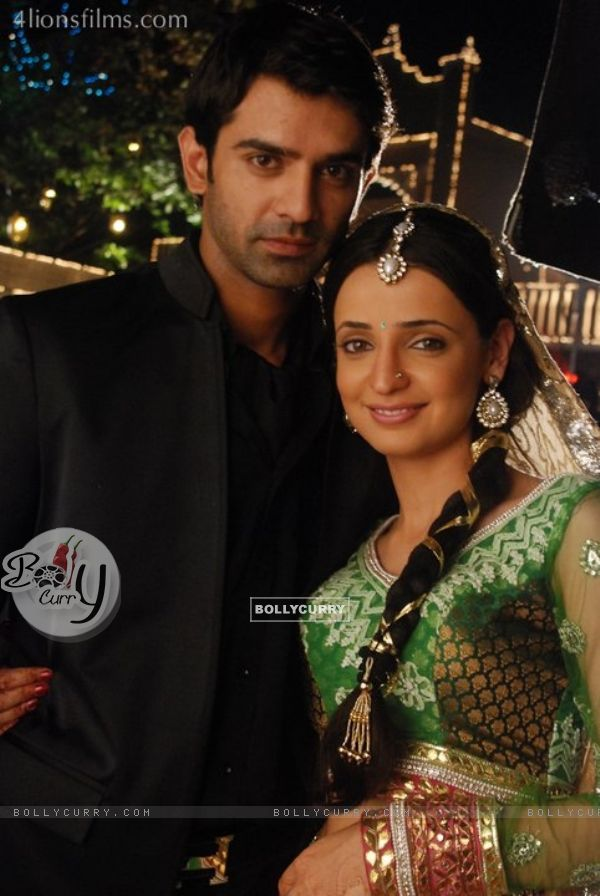 Still image of Arnav and Khushi