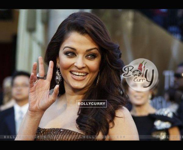 Aishwarya Rai Bachchan at an Oscar Awards event