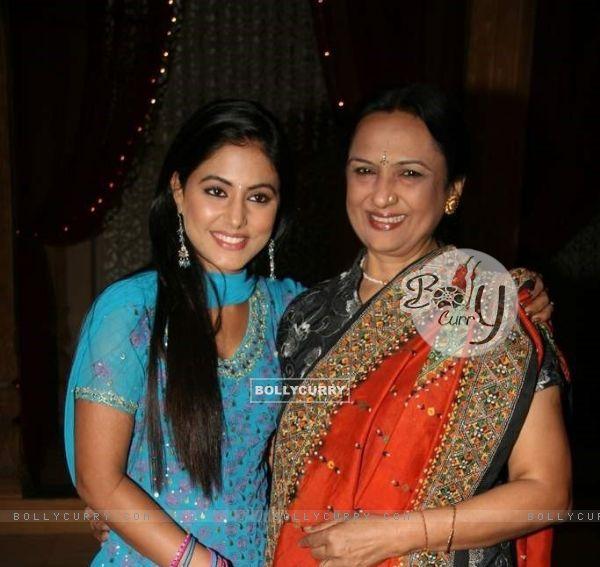 Hina Khan And Vinita Malik Vinita Malik Photo Gallery 150089
