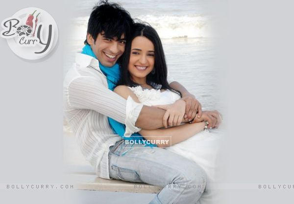 Mohit Sehgal and Sanaya Irani