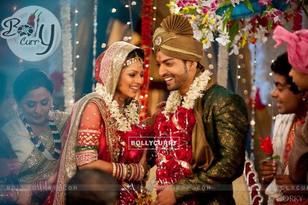 Maan Geet wedding pic