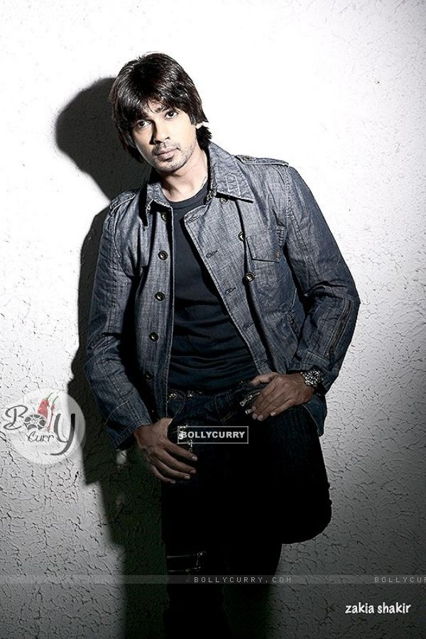 Nikhil Dwivedi looking hot