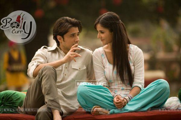 Ali Zafar with Katrina Kaif in 'Mere Brother Ki Dulhan' (156496)
