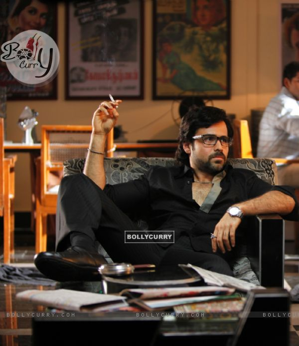 Emraan Hashmi in movie The Dirty Picture