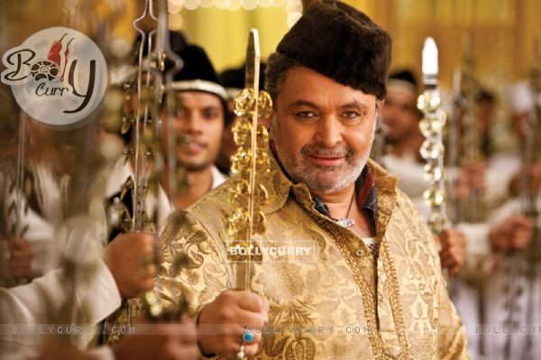 Rishi Kapoor in the movie Agneepath(2012) (156710)