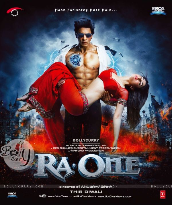 Poster of the movie Ra.One (159247)