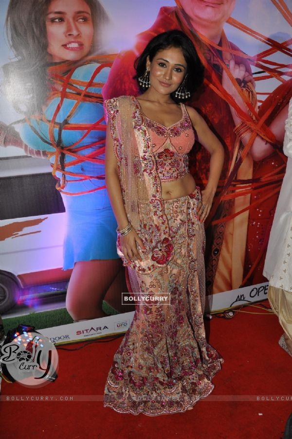 Sasha Goradia At Music Launch Of Movie Tere Mere Phere Sasha Goradia Event Photo Gallery 159321