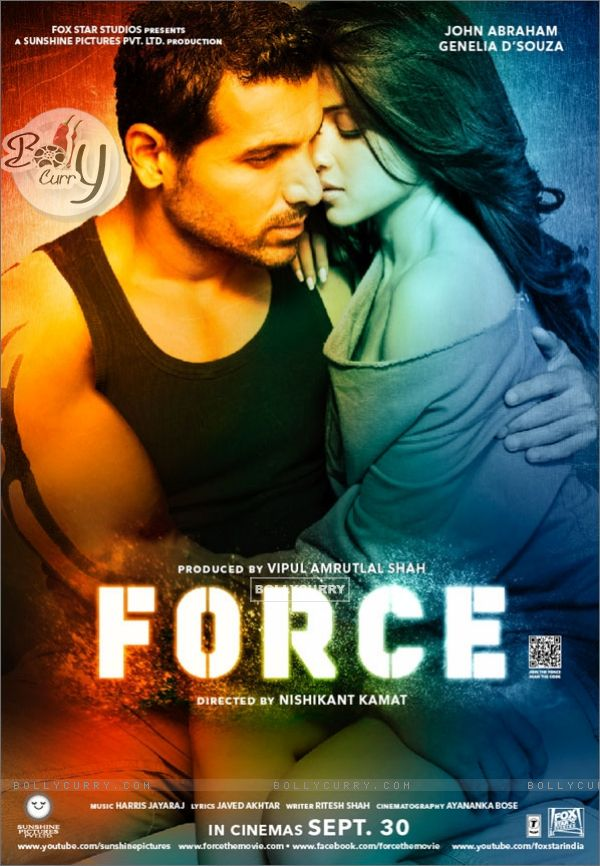 Poster of Force movie (160396)