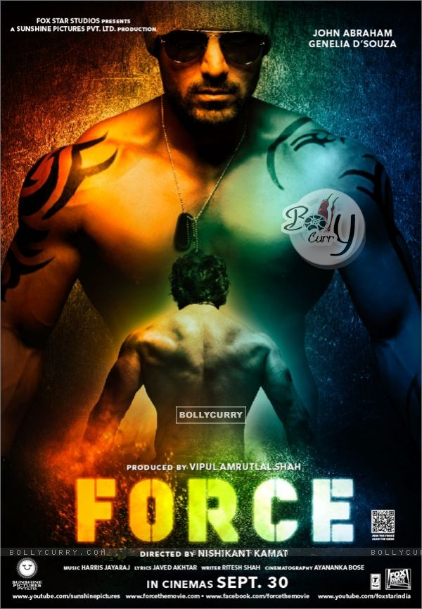 Poster of the movie Force (160397)
