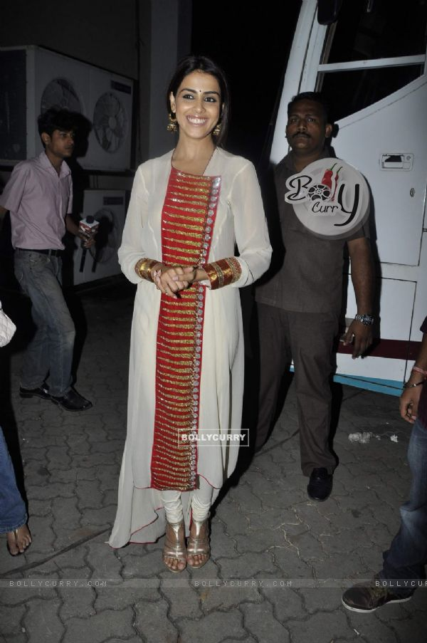 Genelia promote their film Force in Mehboob, Mumbai (161346)