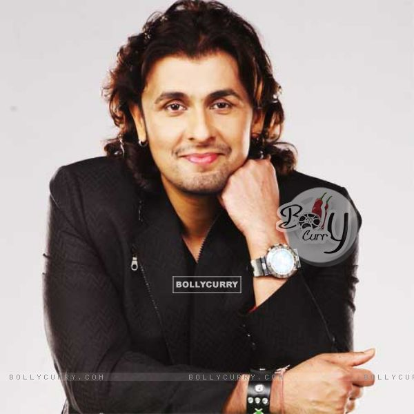 Sonu Niigam as a judge in show X Factor India