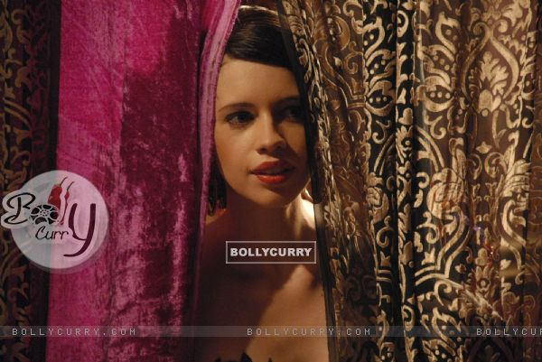 Kalki Koechlin in the movie My Friend Pinto